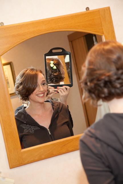 Hair and Make Up Preparation for 2014 Brides