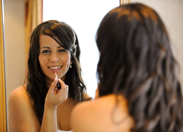 Spring Hair and Makeup for Weddings